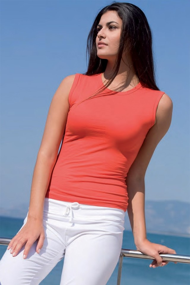 T-shirt Donna Elasticizzata