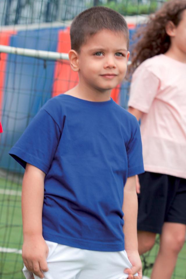 T-shirt Bambino 100% Cotone