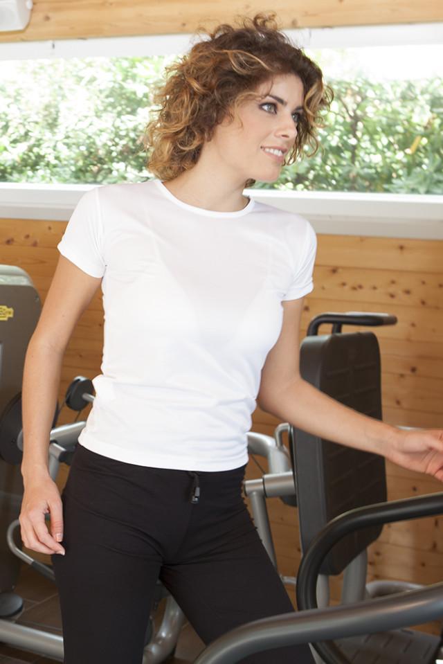 T-shirt Donna Antimacchia