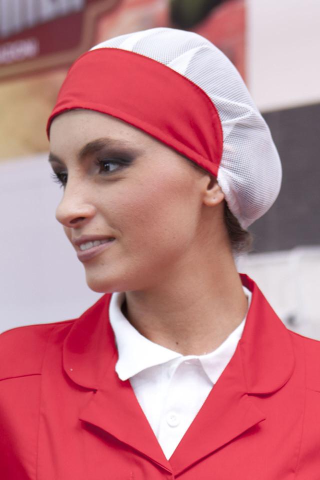Cuffia Donna Bicolore