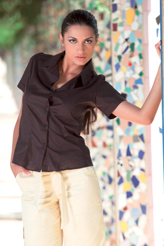 Camicia Sciancrata Donna