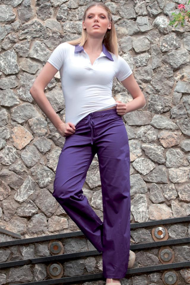 Pantalone Laccio in Vita