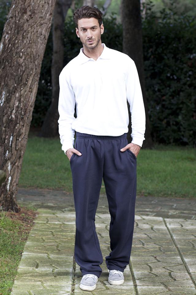 Pantalone Uomo in Felpa Estiva