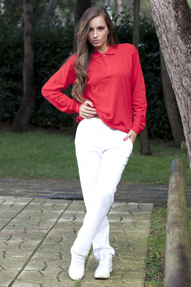 Pantalone Donna in Felpa Estiva